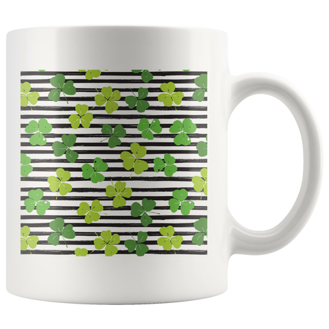 Ireland Cup, Irish Shamrock Mug Th2