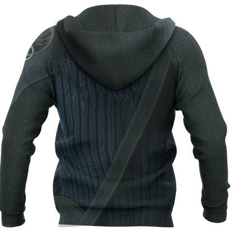 Image of Cloud Strife Hoodie, Final 7 Fantasy Hoodie Zip TH79