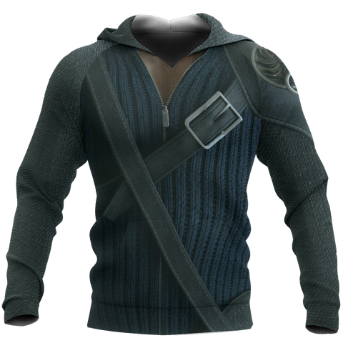 Image of (Personalized) Cloud Strife Hoodie, Final 7 Fantasy Hoodie TH79