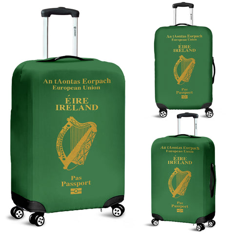 Image of Ireland Passport Luggage Cover