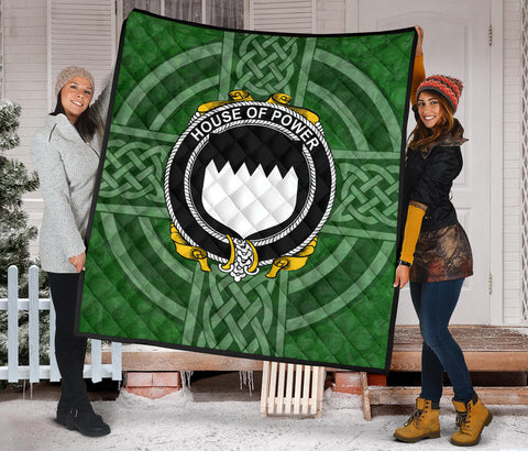 Ireland Clan Quilt - Power | 1stireland.com