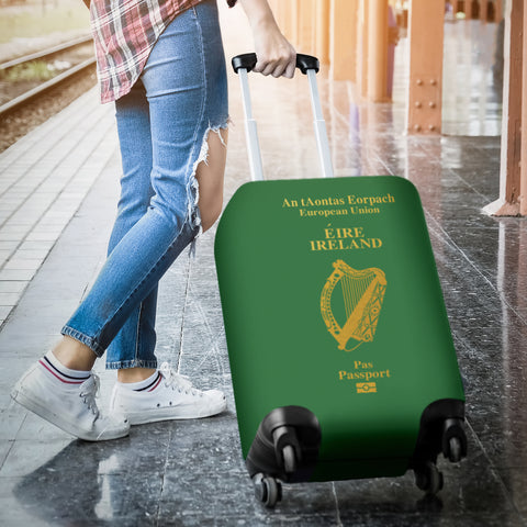 Ireland Passport Luggage Cover