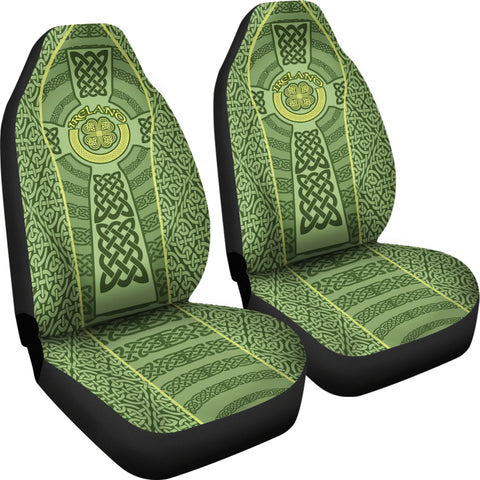 Image of Irish Celtic Car Seat Covers K5