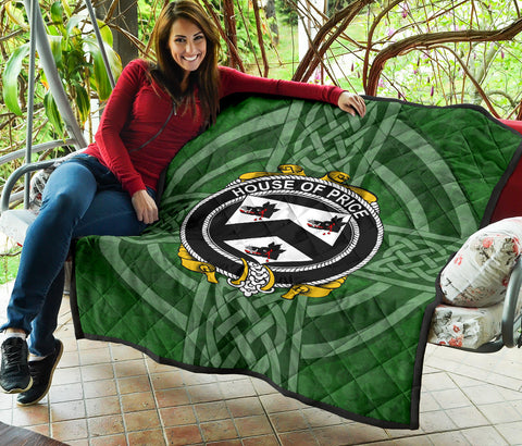 Ireland Clan Quilt - Price | 1stireland.com