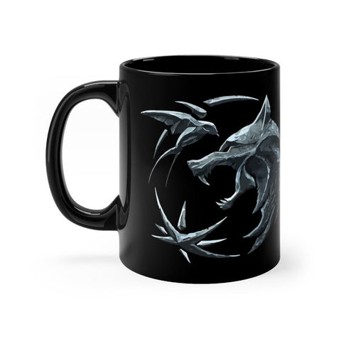 The Witcher Medallion Mug TH79