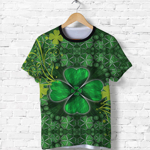 Image of Irish St Patrick's Day Shirt, Ireland Clover T Shirt - We Drink and We Fight | Clothing | Love Ireland