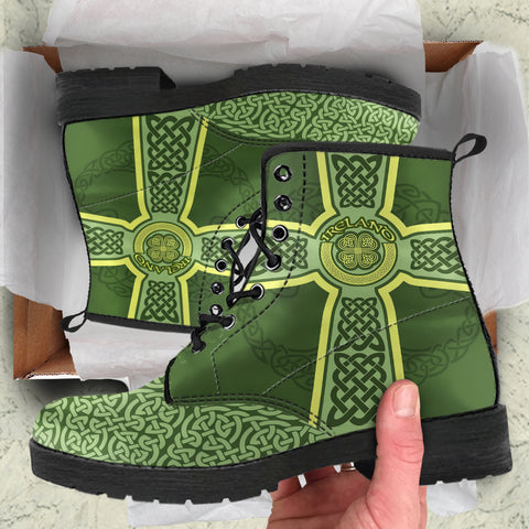 Irish Celtic Boots K5