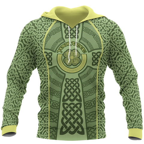 Image of Irish Celtic Custom Hoodie K5