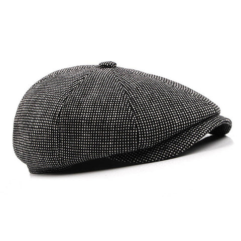 Image of High Quality Wool Irish Cabbie Hat -Special Edition