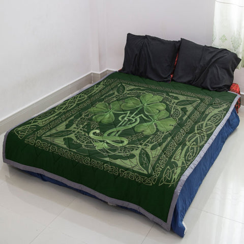 Glorious Shamrock Quilt™ TH7