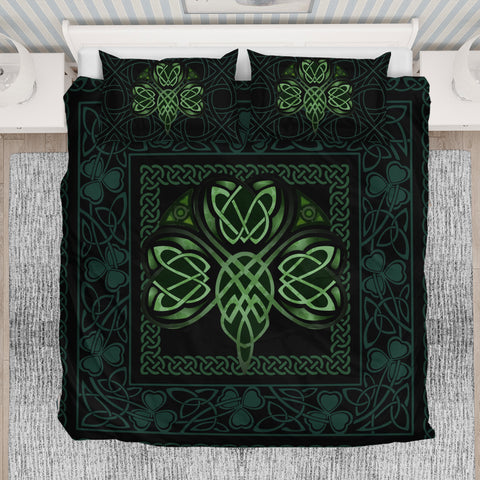Special Celtic Shamrock Bedding Set 2