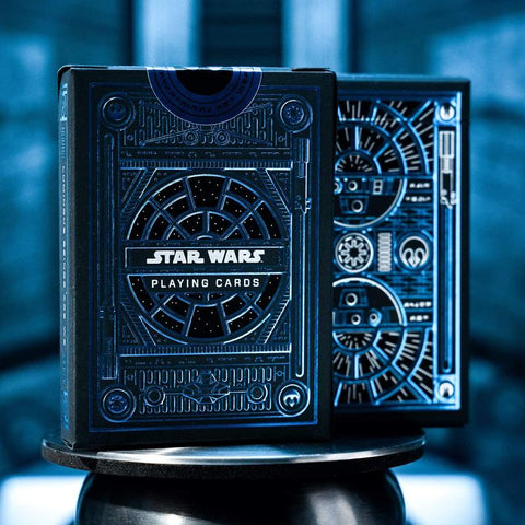 Image of Playing Cards Dark Side Deck