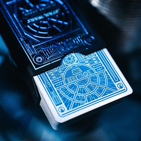 Playing Cards Dark Side Deck