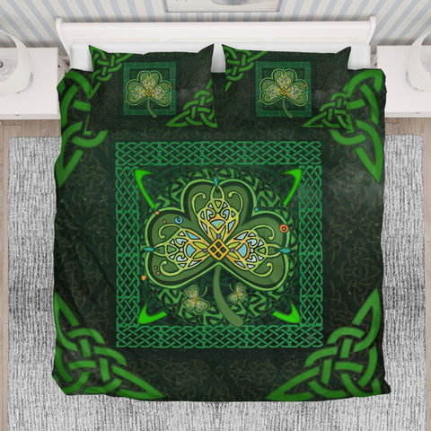 Shamrock Knot Bedding Set 2