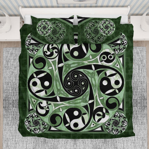Celtic Spiral Bedding Set 2