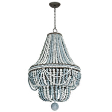 Load image into Gallery viewer, Malibu Chandelier / Blue