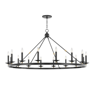 Allendale Chandelier by Hudson Valley