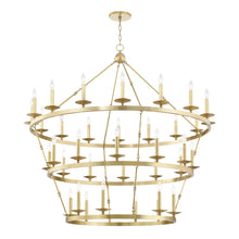 Load image into Gallery viewer, ALLENDALE Three-Tier Chandelier by Hudson Valley