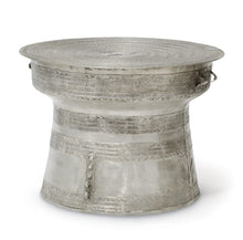 Load image into Gallery viewer, Rain Drum, Large, Silver