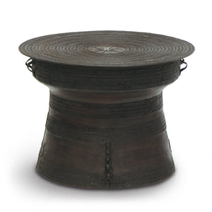 Rain Drum, Large, Bronze
