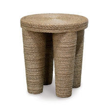 Load image into Gallery viewer, Wrapped Rope Stool/table