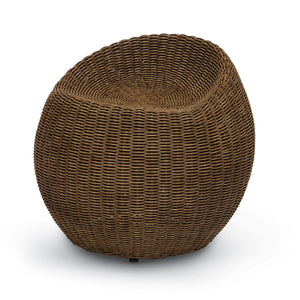 Rattan Swivel Stool by Palecek