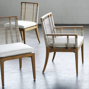 Amalfi Outdoor Side Chair