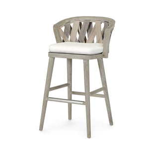"Boca Outdoor 30"" Barstool"
