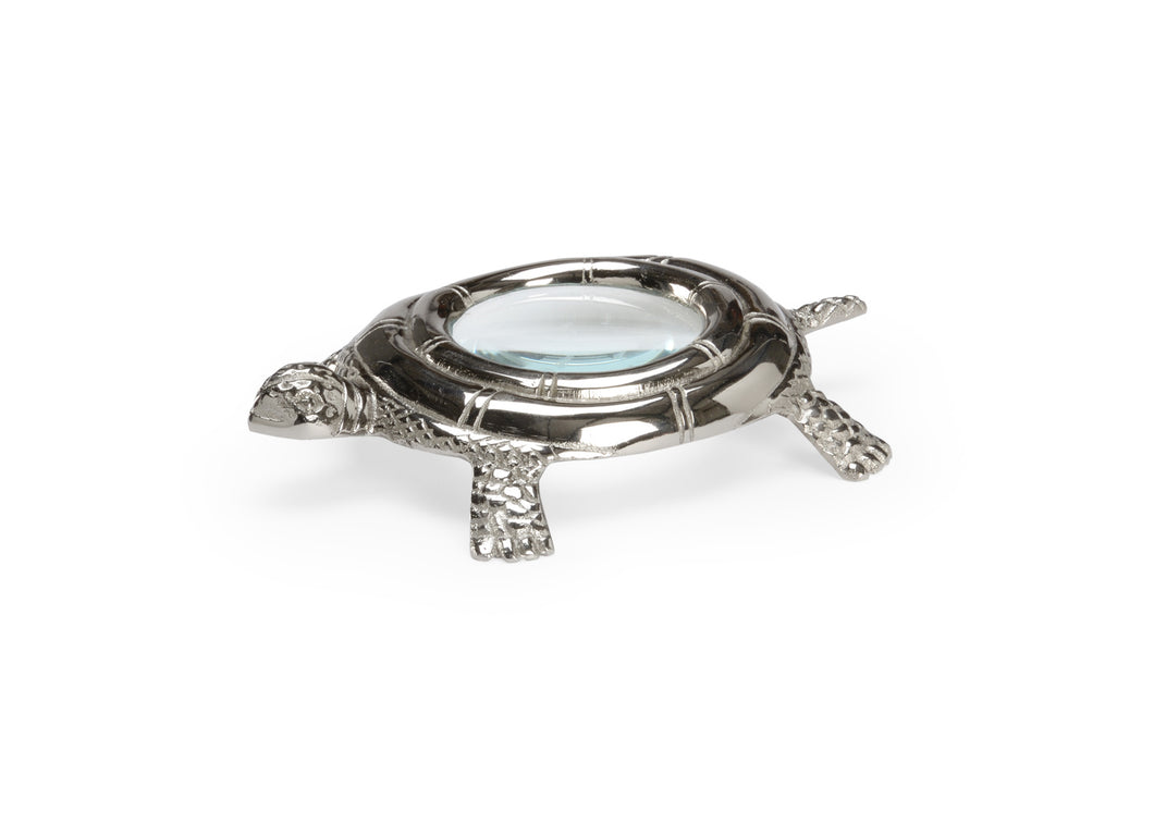 Turtle Magnifier - Nickel