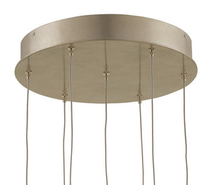 Catrice 7-Light Multi-Drop Pendant
