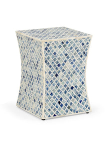 Bristol Side Table - Blue