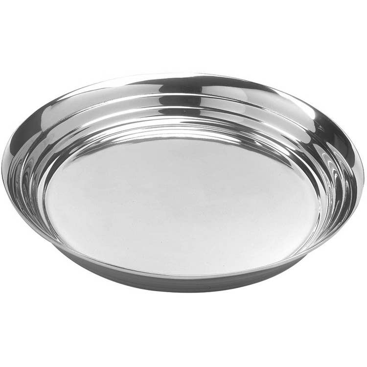 Bungalow's Classic Round Serving Tray