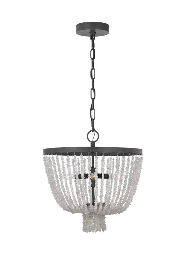 Leon Small Chandelier - Collection: AH by Alexa Hampton