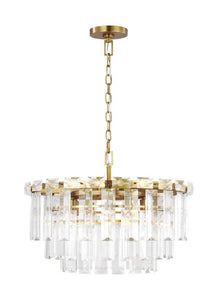 Arden Medium Chandelier - C&M by Chapman & Myers