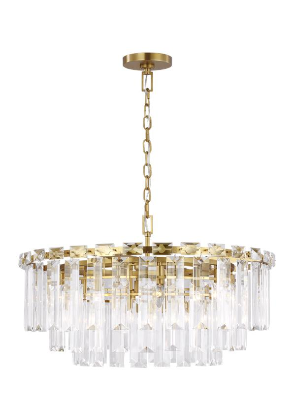 Arden Large Chandelier - C&M by Chapman & Myers