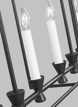 Load image into Gallery viewer, Keystone Linear Chandelier - C&M by Chapman & Myers