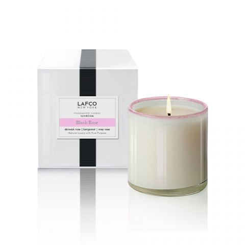 LAFCO Candle - Blush Rose 6.5oz