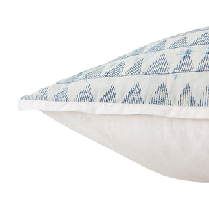 Revolve Triangle Pillow