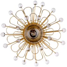 Load image into Gallery viewer, Keaton Wire Floral Sconce by Visual Comfort
