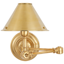 Load image into Gallery viewer, Anette Swing Arm Sconce by Ralph Lauren