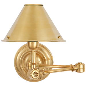 Anette Swing Arm Sconce by Ralph Lauren