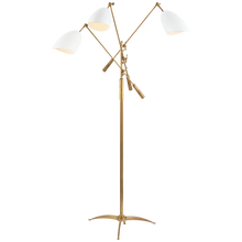 Load image into Gallery viewer, Sommerard Triple Arm Floor Lamp
