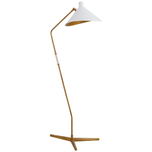 Load image into Gallery viewer, Mayotte Large Offset Floor Lamp