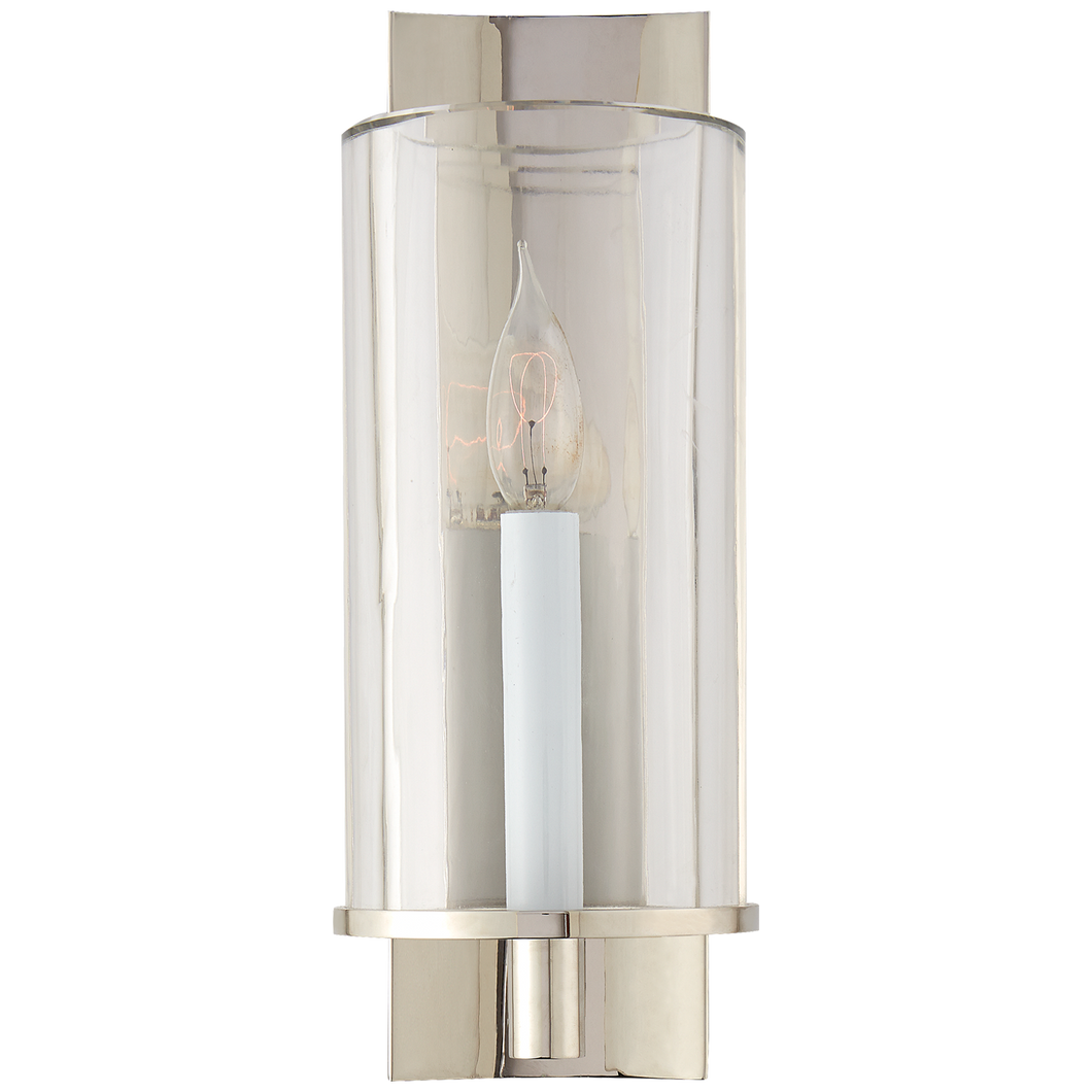 Deauville Single Sconce by Visual Comfort