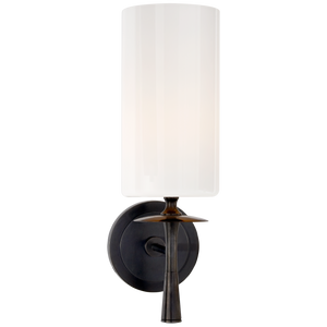 Drunmore Single Sconce by Visual Comfort