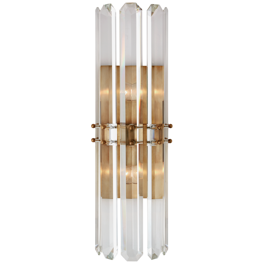 Bonnington Tall Sconce by Visual Comfort