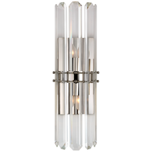 Load image into Gallery viewer, Bonnington Tall Sconce by Visual Comfort
