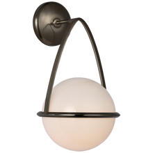 Load image into Gallery viewer, Lisette Bracketed Sconce by AERIN