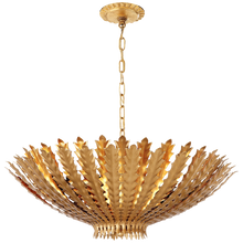 Load image into Gallery viewer, Hampton Large Chandelier by Visual Comfort