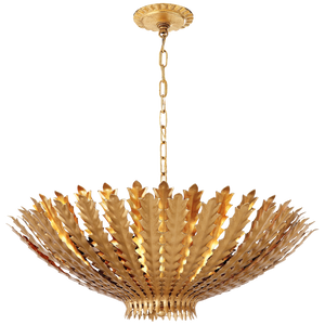 Hampton Large Chandelier by Visual Comfort